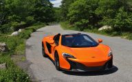 2015 Mclaren 650S Spider 13 Wide Wallpaper