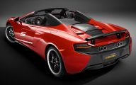 2015 Mclaren 650S Spider 30 Widescreen Car Wallpaper
