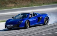 2015 Mclaren 650S Spider 34 Free Hd Wallpaper