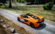 2015 Mclaren 650S Spider 36 Car Desktop Background