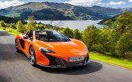 2015 Mclaren 650S Spider 42 Desktop Wallpaper
