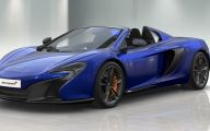 2015 Mclaren 650S Spider 5 Wide Wallpaper