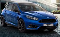 2016 Ford Focus 10 Car Desktop Wallpaper