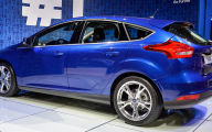 2016 Ford Focus 31 Desktop Wallpaper