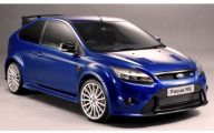 2016 Ford Focus 5 Car Background