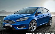 2016 Ford Focus 8 Car Desktop Wallpaper