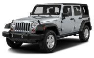 2016 Jeep Wrangler 7 Car Desktop Wallpaper