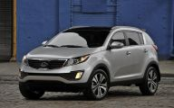 2016 Kia Sportage 17 Car Desktop Background