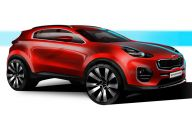 2016 Kia Sportage 19 High Resolution Wallpaper