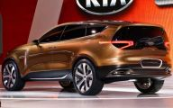 2016 Kia Sportage 29 Background Wallpaper