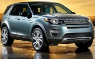 2016 Land Rover Range Rover 19 Car Background