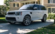 2016 Land Rover Range Rover 24 Widescreen Wallpaper