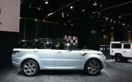 2016 Land Rover Range Rover 35 Car Desktop Wallpaper