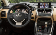 2016 Lexus Nx 15 High Resolution Wallpaper