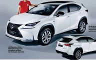 2016 Lexus Nx 31 Wide Wallpaper