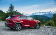 2016 Lexus Nx 5 Free Car Wallpaper
