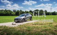 2016 Mercedes Benz  Gla-Class 15 Cool Wallpaper