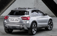 2016 Mercedes Benz  Gla-Class 16 Wide Wallpaper