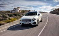 2016 Mercedes Benz  Gla-Class 18 Hd Wallpaper