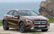2016 Mercedes Benz  Gla-Class 21 Wide Wallpaper