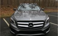 2016 Mercedes Benz  Gla-Class 34 High Resolution Car Wallpaper