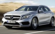 2016 Mercedes Benz  Gla-Class 38 High Resolution Wallpaper