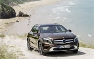 2016 Mercedes Benz  Gla-Class 43 Widescreen Car Wallpaper