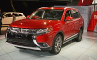 2016 Mitsubishi Outlander 18 Free Wallpaper