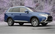 2016 Mitsubishi Outlander 31 Widescreen Wallpaper