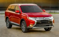 2016 Mitsubishi Outlander 40 Desktop Wallpaper