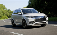 2016 Mitsubishi Outlander 6 Free Wallpaper