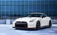 2016 Nissan Gt-R 6 Car Desktop Wallpaper
