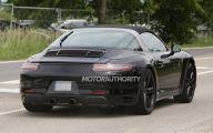 2016 Porsche 911 8 Widescreen Wallpaper