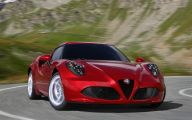 Alfa Usa 11 Car Background Wallpaper