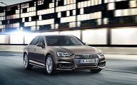 All New Audi 5 Car Background Wallpaper