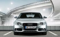 Audi A4 2015 1 Car Background
