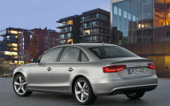 Audi A4 2015 3 High Resolution Wallpaper