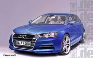 Audi A4 2015 7 Widescreen Car Wallpaper