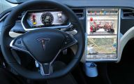 Autopilot Cars Tesla 21 Desktop Background