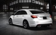 Chrysler 200 11 Background Wallpaper