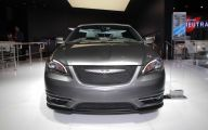 Chrysler 200 20 Car Background Wallpaper
