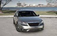 Chrysler 200 5 Widescreen Car Wallpaper