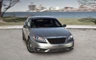 Chrysler 200 5 Widescreen Car Wallpaper