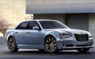 Chrysler 300 8 Car Desktop Background