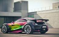 Citroen Cars 23 Widescreen Car Wallpaper