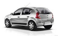 Dacia Cars 20 Desktop Wallpaper