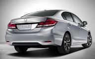 Honda Civic 25 Car Desktop Background