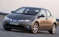 Honda Civic 38 Widescreen Wallpaper