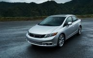 Honda Civic 9 Wide Car Wallpaper