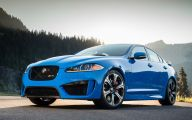 Jaguar Usa 19 Car Background Wallpaper